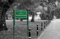 Hazlehead Park Entrance