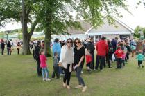Duthie Park Kiosk Opening Weekend
