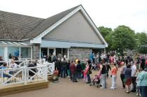 Duthie Park Kiosk Opening Weekend, thousands of visitors to the Park