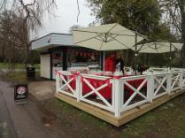 Red Nose Day at Hazlehead Park Kiosk
